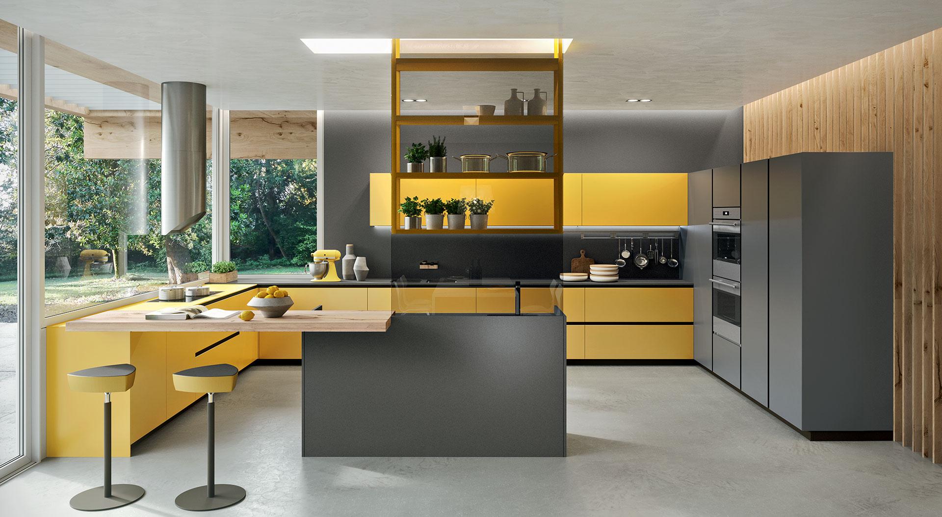 Zebrano cocinas coru a muebles a medida y electrodom sticos - Electrodomesticos profesionales cocina ...